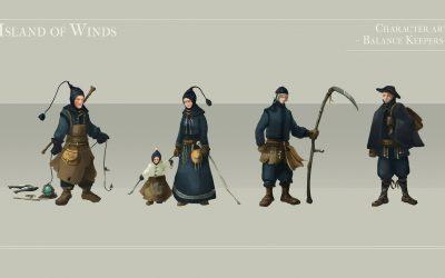 Balance Keeper Clan